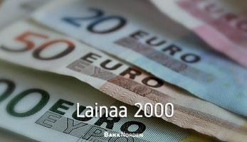 Lainaa 2000