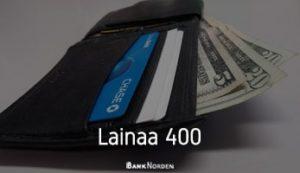 Lainaa 400