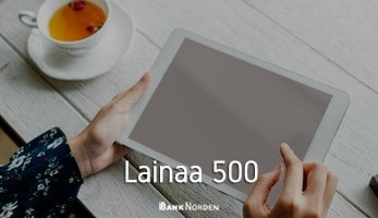 Lainaa 500