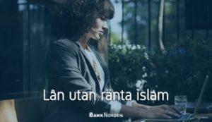Lån utan ränta islam