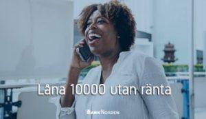 Låna 10000 utan ränta