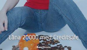 Låna 20000 med Creditsafe