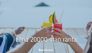 Låna 20000 utan ränta