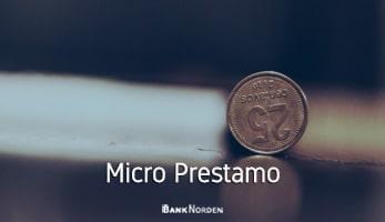 Micro prestamo