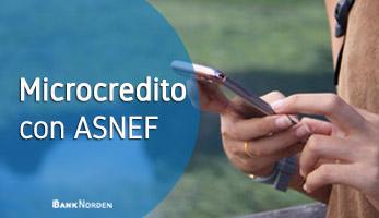 Microcredito con ASNEF