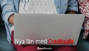 Nya lån med Creditsafe