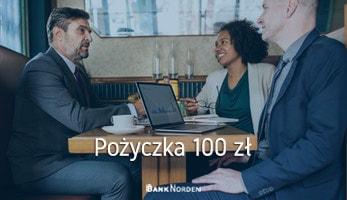 Pożyczka 100 zł