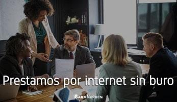 Prestamos por internet sin buro