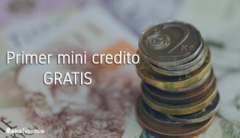 Primer mini credito gratis