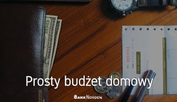 Prosty budżet domowy