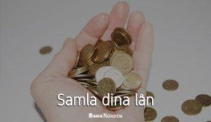 Samla dina lån