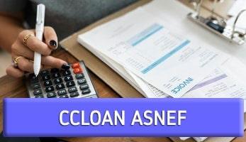 CCLOAN ASNEF