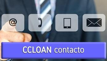CCLOAN contacto