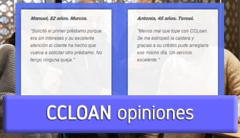 CCLOAN opiniones