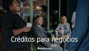 Créditos para negocios