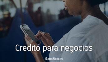 Credito para negocios