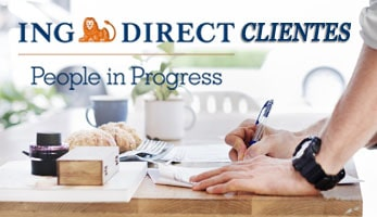 ING DIRECT clientes