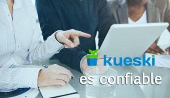 KUESKI es confiable