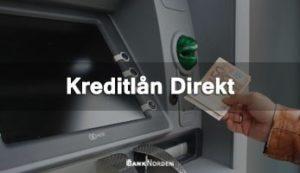 Kreditlån direkt