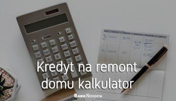 Kredyt na remont domu kalkulator