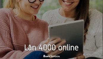 Lån 4000 online