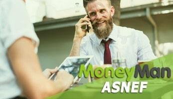 MONEYMAN ASNEF