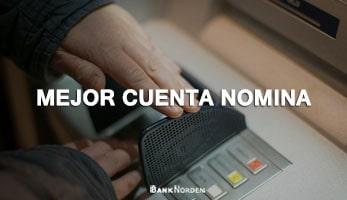 Mejor cuenta nomina