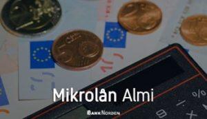 Mikrolån almi