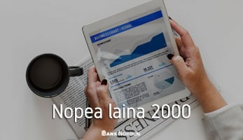 Nopea laina 2000