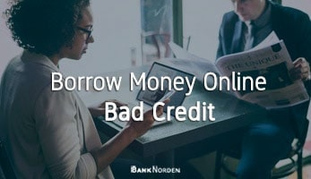 borrow money online bad credit