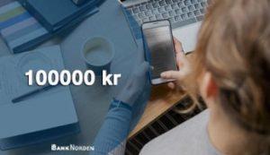 100000 kr