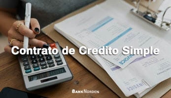 Contrato de Credito Simple