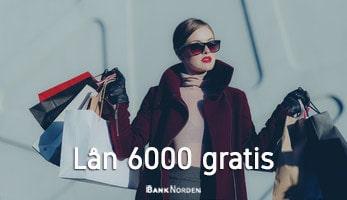 Lån 6000 gratis