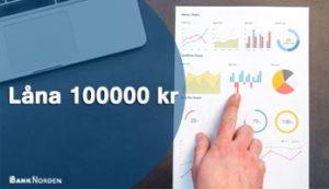 Låna 100000 kr