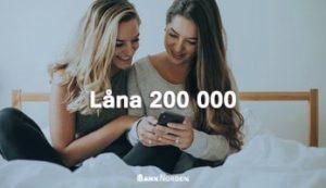 Låna 200 000