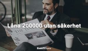 Låna 200000 utan säkerhet
