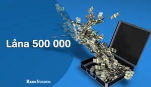 Låna 500 000