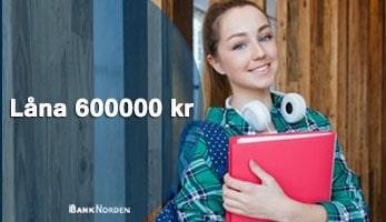 Låna 600000 kr