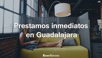 Prestamos inmediatos en Guadalajara