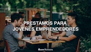 Prestamos para jovenes emprendedores