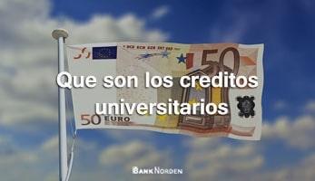 Que son los creditos universitarios