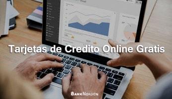 Tarjetas de Credito Online Gratis