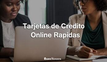 Tarjetas de credito online rapidas