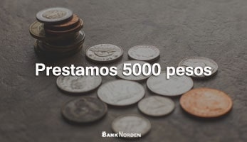 Prestamos 5000 pesos