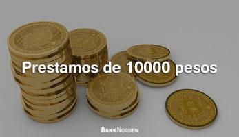 Prestamos de 10000 pesos