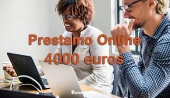 Prestamo online 4000 euros