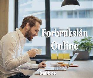 Forbrukslån online