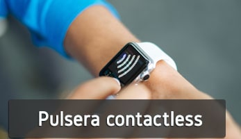 Pulsera contactless