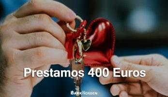 prestamos 400 euros