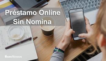 Préstamo online sin nomina